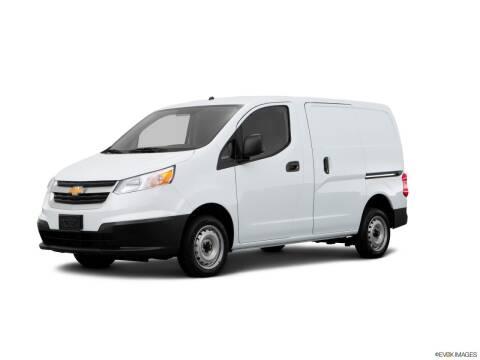 2015 Chevrolet City Express Cargo for sale at SULLIVAN MOTOR COMPANY INC. in Mesa AZ