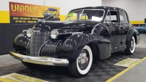 1940 Cadillac Series 60 for sale at UNIQUE SPECIALTY & CLASSICS in Mankato MN