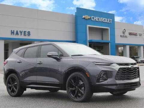 2021 Chevrolet Blazer for sale at HAYES CHEVROLET Buick GMC Cadillac Inc in Alto GA