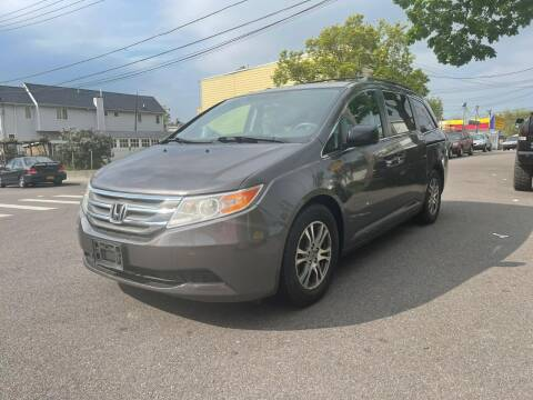 2013 Honda Odyssey for sale at Kapos Auto, Inc. in Ridgewood NY