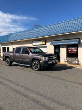 2011 Chevrolet Silverado 1500 for sale at BRIDGEPORT MOTORS in Morganton NC