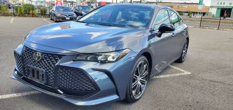 2019 Toyota Avalon for sale at MAGIC AUTO SALES in Little Ferry NJ