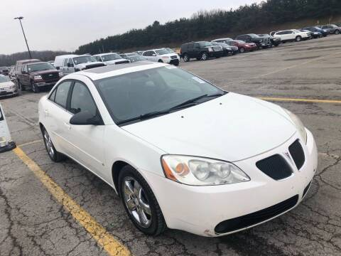 2006 Pontiac G6 for sale at JK Motor Cars in Pittsburgh PA