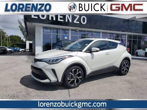 2020 Toyota C-HR for sale at Lorenzo Buick GMC in Miami FL