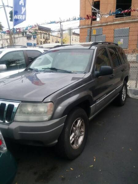 2002 Jeep Grand Cherokee for sale at Brick City Affordable Cars in Newark NJ