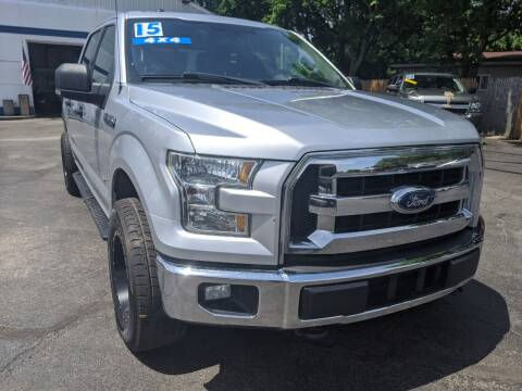 2015 Ford F-150 for sale at GREAT DEALS ON WHEELS in Michigan City IN