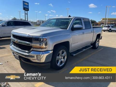 2017 Chevrolet Silverado 1500 for sale at Leman's Chevy City in Bloomington IL