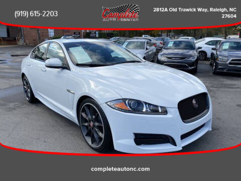 2015 Jaguar XF for sale at Complete Auto Center , Inc in Raleigh NC