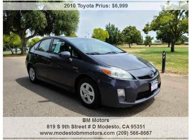 2010 Toyota Prius for sale in Modesto, CA