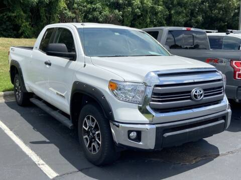 2015 Toyota Tundra for sale at Stearns Ford in Burlington NC