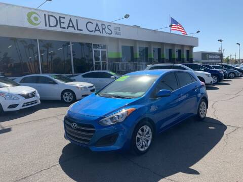 2017 Hyundai Elantra GT for sale at Ideal Cars Apache Junction in Apache Junction AZ