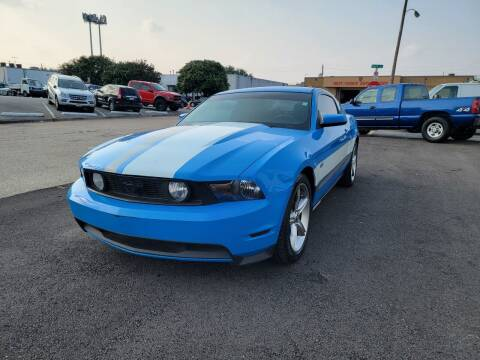 2010 Ford Mustang for sale at Image Auto Sales in Dallas TX