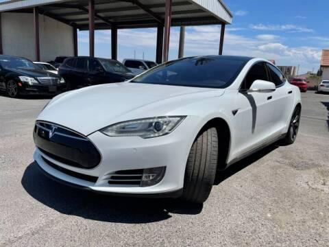 2014 Tesla Model S for sale at REVEURO in Las Vegas NV