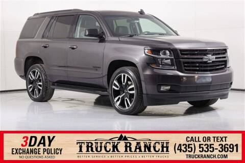 2018 Chevrolet Tahoe for sale at Truck Ranch in Logan UT
