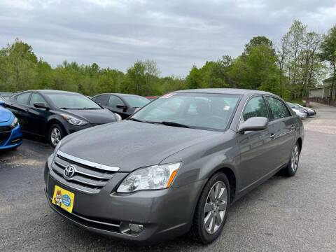 2007 Toyota Avalon for sale at Best Buy Auto Sales in Murphysboro IL