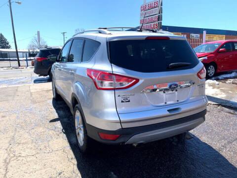 2016 Ford Escape for sale at ELITE MOTOR CARS OF MIAMI in Miami FL