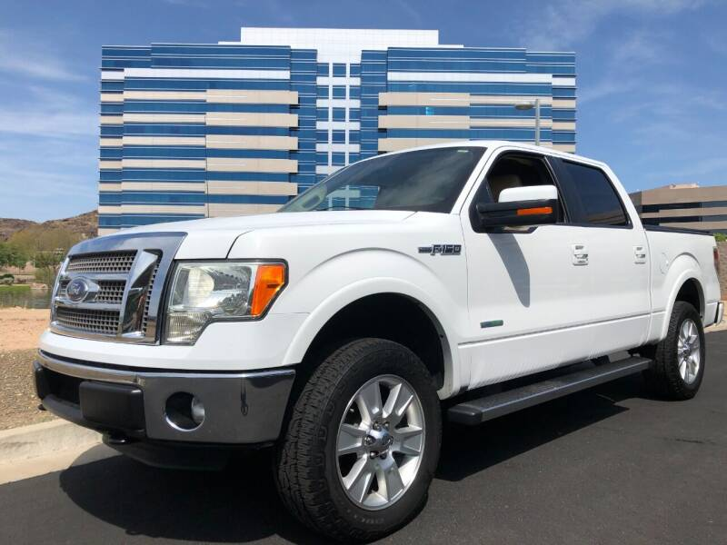 2011 Ford F-150 for sale at Day & Night Truck Sales in Tempe AZ