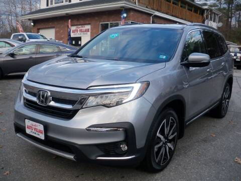 2021 Honda Pilot for sale at Charlies Auto Village in Pelham NH