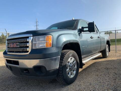 2014 GMC Sierra 3500HD for sale at Canuck Truck in Magrath AB
