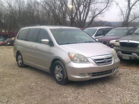 2005 Honda Odyssey for sale at WEINLE MOTORSPORTS in Cleves OH