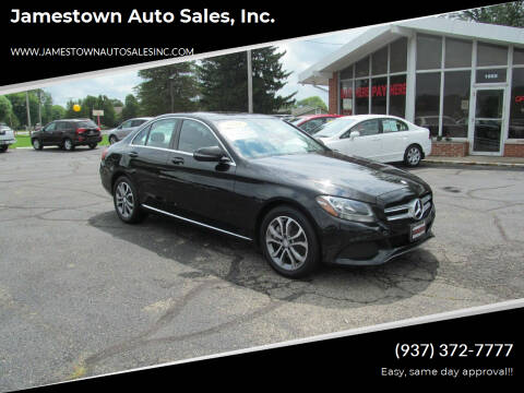 2016 Mercedes-Benz C-Class for sale at Jamestown Auto Sales, Inc. in Xenia OH