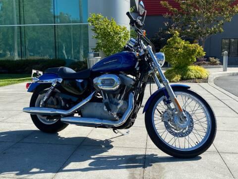 2009 Harley-Davidson 883 for sale at Top Motors in San Jose CA