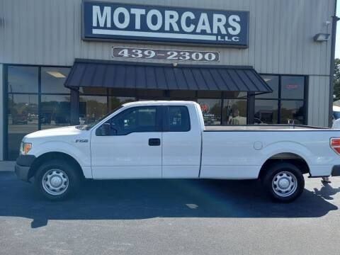 2013 Ford F-150 for sale at MotorCars LLC in Wellford SC