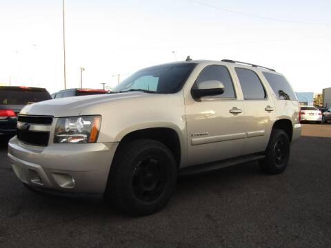 2007 Chevrolet Tahoe for sale at Van Buren Motors in Phoenix AZ