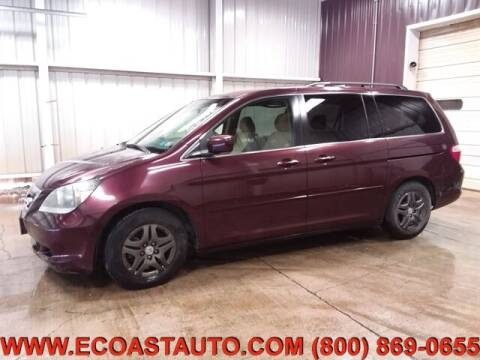 2007 Honda Odyssey for sale at East Coast Auto Source Inc. in Bedford VA
