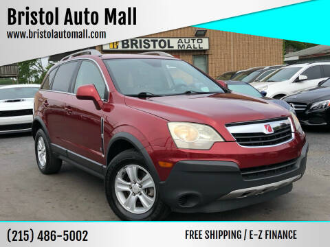 2008 Saturn Vue for sale at Bristol Auto Mall in Levittown PA