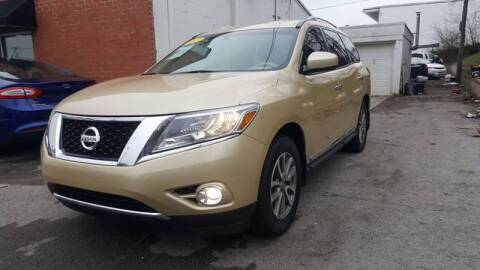 2013 Nissan Pathfinder for sale at A & A IMPORTS OF TN in Madison TN