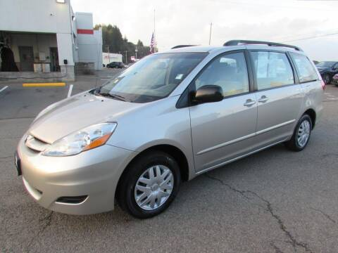 2006 Toyota Sienna for sale at 101 Budget Auto Sales in Coos Bay OR