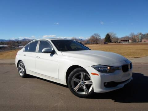 2013 BMW 3 Series for sale at Nations Auto in Lakewood CO
