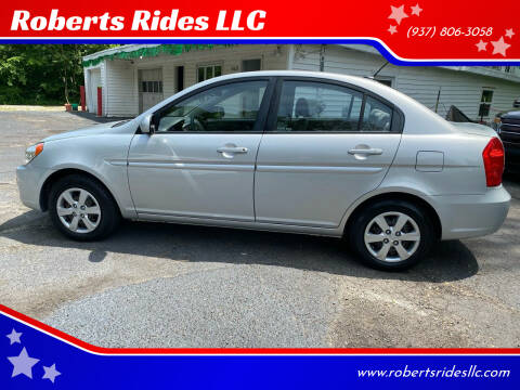 2011 Hyundai Accent for sale at Roberts Rides LLC in Franklin OH