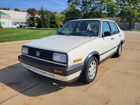 1992 Volkswagen Jetta for sale at Lease Car Sales 3 in Warrensville Heights OH