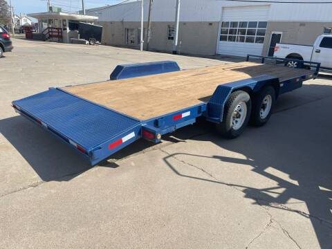 2000 H&H TRAILER for sale at Paul Spady Motors INC in Hastings NE
