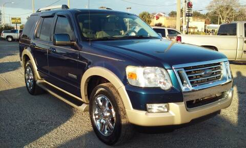 2007 Ford Explorer for sale at Pinellas Auto Brokers in Saint Petersburg FL