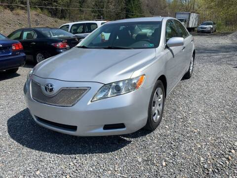 2008 Toyota Camry for sale at JM Auto Sales in Shenandoah PA