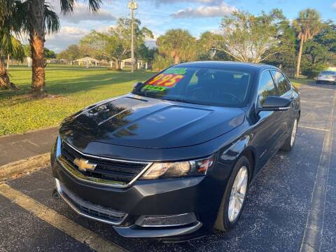 2015 Chevrolet Impala for sale at Lamberti Auto Collection in Plantation FL