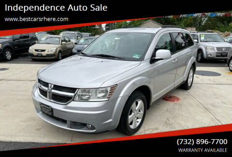 2010 Dodge Journey for sale at Independence Auto Sale in Bordentown NJ