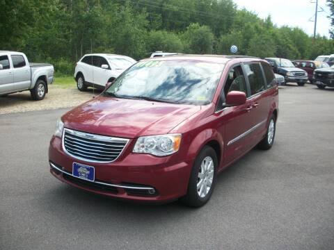 2013 Chrysler Town and Country for sale at Auto Images Auto Sales LLC in Rochester NH