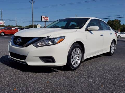2017 Nissan Altima for sale at Gentry & Ware Motor Co. in Opelika AL