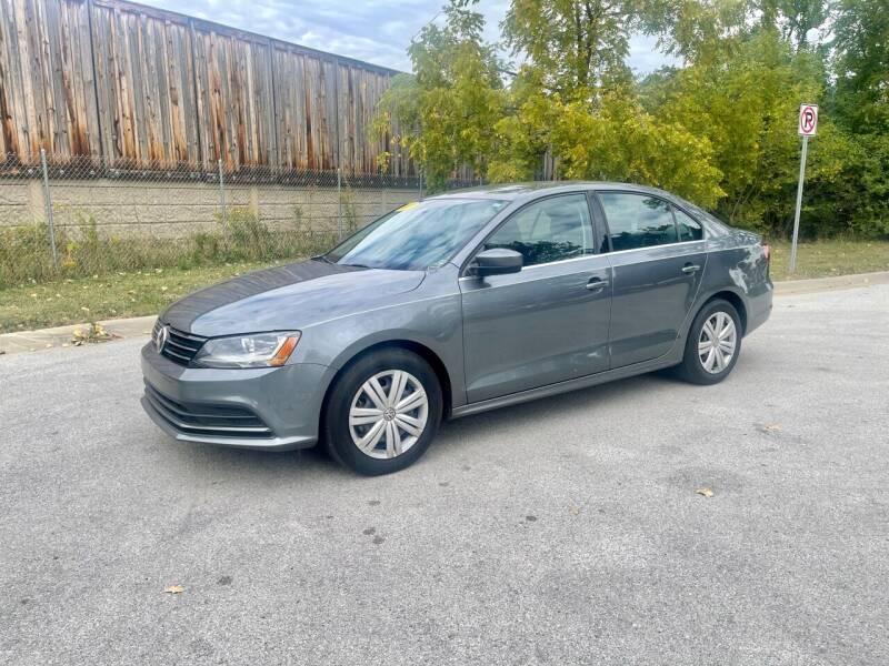2017 Volkswagen Jetta for sale at Posen Motors in Posen IL