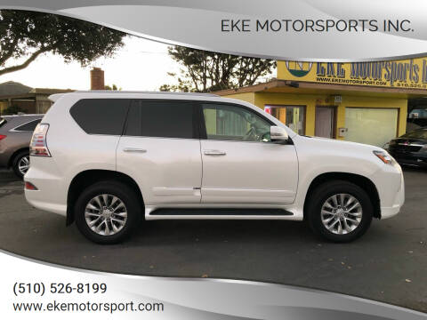 2017 Lexus GX 460 for sale at EKE Motorsports Inc. in El Cerrito CA