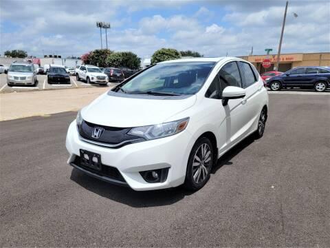 2015 Honda Fit for sale at Image Auto Sales in Dallas TX