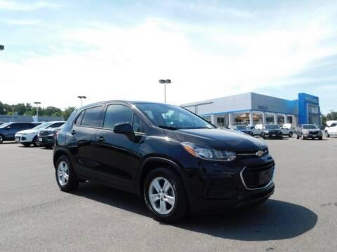 2020 Chevrolet Trax for sale at Radley Cadillac in Fredericksburg VA