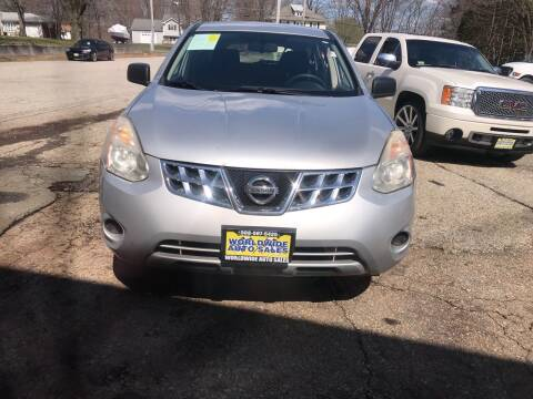 2011 Nissan Rogue for sale at Worldwide Auto Sales in Fall River MA