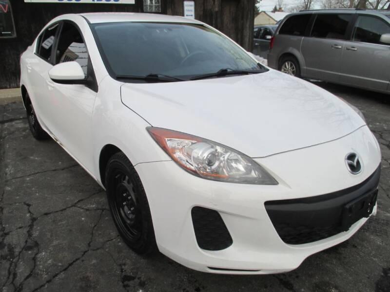 2012 Mazda MAZDA3 for sale at EZ Finance Auto in Calumet City IL