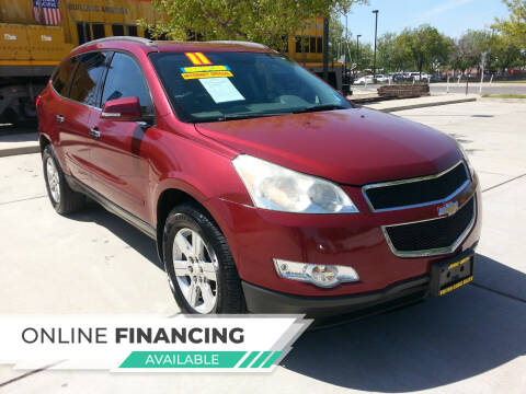 2011 Chevrolet Traverse for sale at Super Cars Sales Inc #1 in Oakdale CA