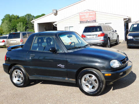 1998 Suzuki X-90 for sale at Macrocar Sales Inc in Akron OH